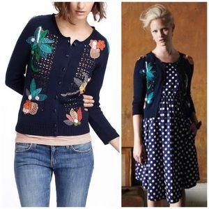 Anthropologie Mona+Mabel Medium Sweater